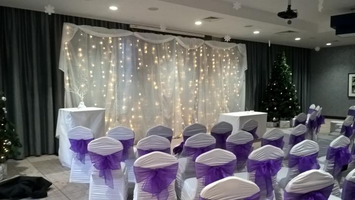 Starlight Backdrop hire-Glasgow-Scotland