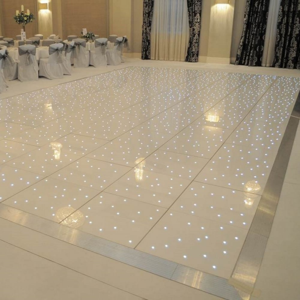 Starlit Dancefloor hire Glasgow